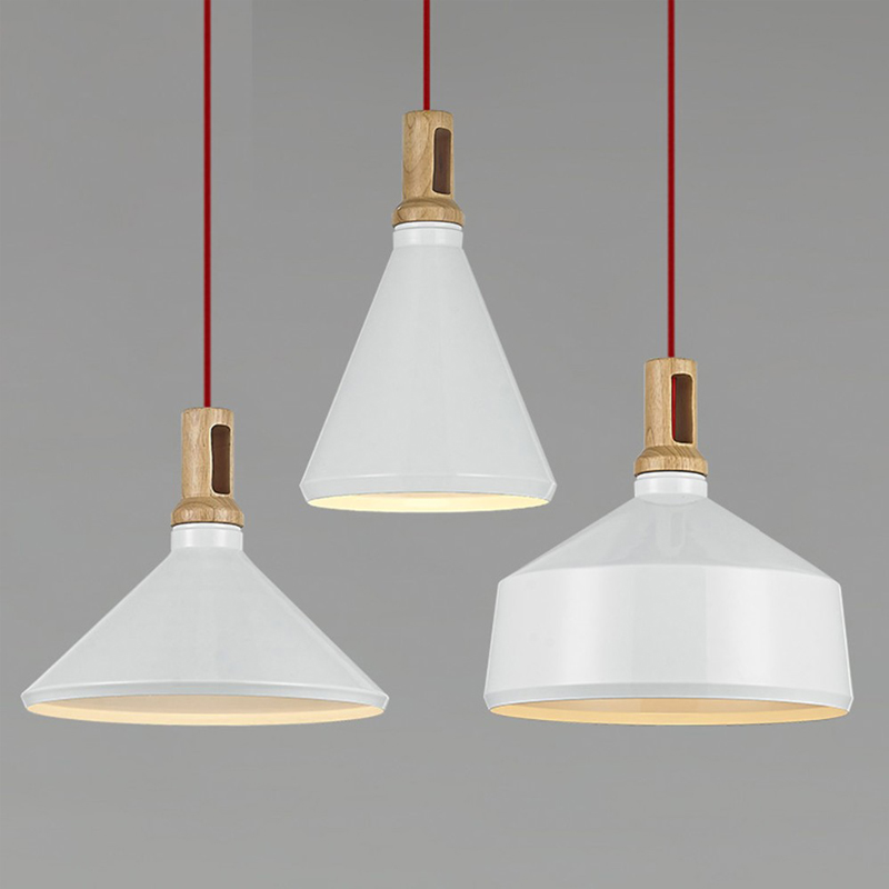 brief nordic pendant light drop hanging lamp wood pendant lights aluminum art engrave lustre fixture lighting home decorin pendant lights from lights