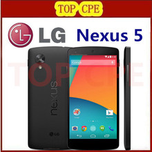 LG Nexus 5 Original Unlocked GSM 3G&4G Android WIFI GPS 4.95'' 8MP Quad-core RAM 2GB D820 / D821 16GB Mobile phone Dropshipping