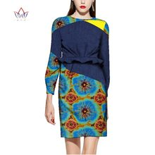 women african dresses Plus Size 2018 traditional-african-clothing 6XL  Dashiki Women o-neck Clothing african dresses BRW WY2706 99961158ba41