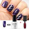 Yaoshun Nail Polish UV Nail Gel Polish Led Magnetic Gel Varnish Brand Soak Off Gel Lacquer
