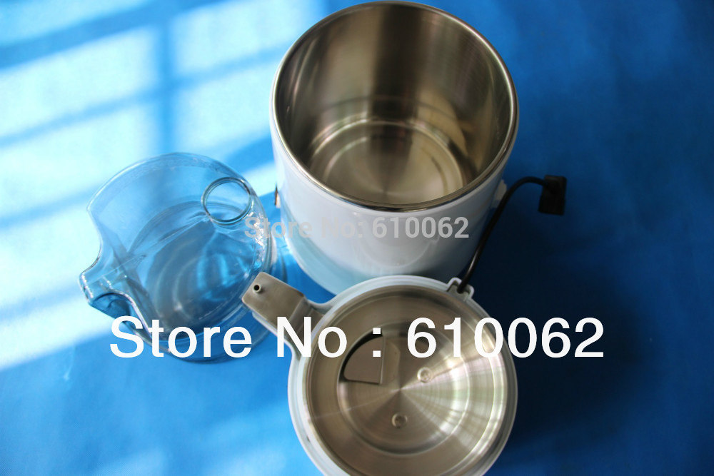 Water distiller, family water purifier appliances with Stainless steel blind cover, with CE Certification