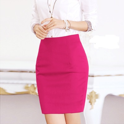 2015 Korean Fashional Sexy Hip  Slim Big Size Long Skirt
