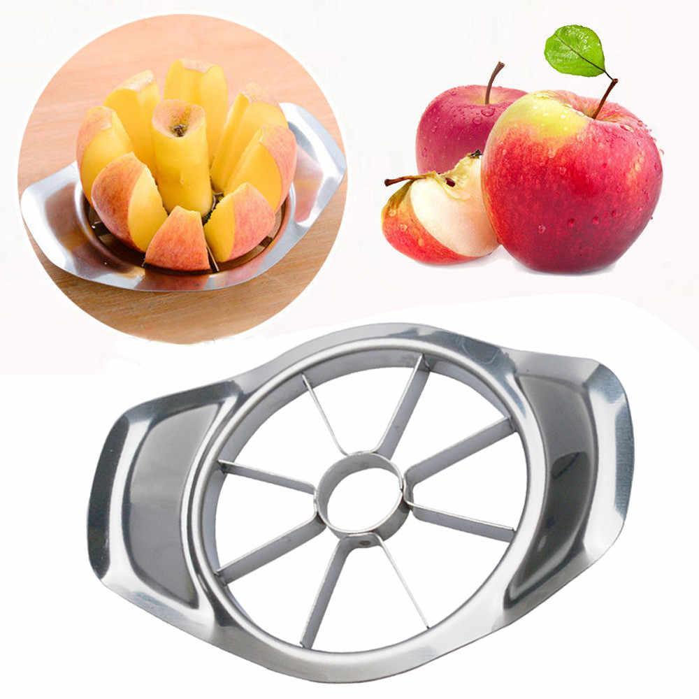 15x11 cm nowa stal nierdzewna owoce jabłko gruszka krajalnica do łatwego cięcia Cutter przegroda obieraczka do Nov22