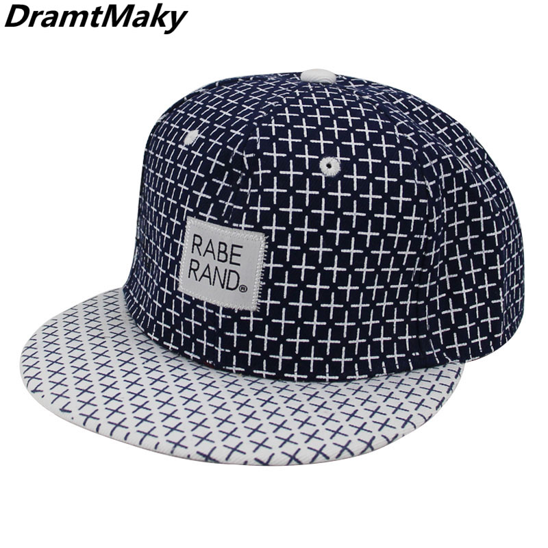 2018 Fashion Hip Hop Hats Men Women Baseball Caps Snapback Plaid Letter Cotton Bone European Style Classic Trend Adjustable New aetrue brand men snapback caps women baseball cap bone hats for men casquette hip hop gorras casual adjustable baseball caps
