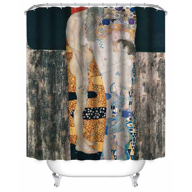 Luxus duschvorhang kaufen billigluxus duschvorhang partien aus ...
