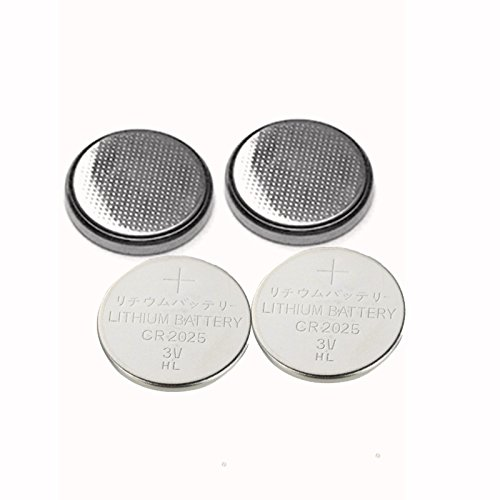 OOLAPR 5PCS original brand new battery for CR2025 3v button cell coin batteries for watch computer cr 2025 Free Shipping