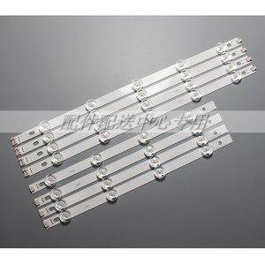 Image 1 - Светодиодная лента для подсветки LG 39 дюймов, 8 светодиодный, для телевизора LG 39LN5100 INN0TEK POLA2.0 39 39LN5300 39LA620S POLA 2,0 39LN5400