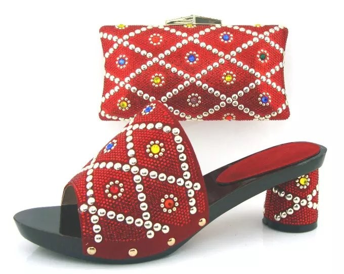 ФОТО Beautiful and easy Italian shoes and bags to the romantic wedding and party TH02 Size 38-43