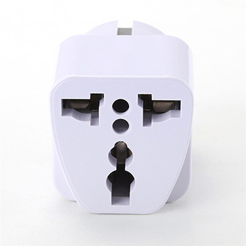 Best Price Binmer Universal UK US AU to EU AC Power Plug universal Travel Charger Adapte ...