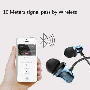 Image 5 - Neueste Drahtlose Kopfhörer Bluetooth Kopfhörer Kopfhörer Für Telefon Neckband sport kopfhörer Auriculare CSR Bluetooth Für Alle Telefon
