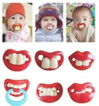 Pacifiers 1PCS Silicone Nipples Baby Pacifiers Teether Toddler Dummy Infant Orthodontic