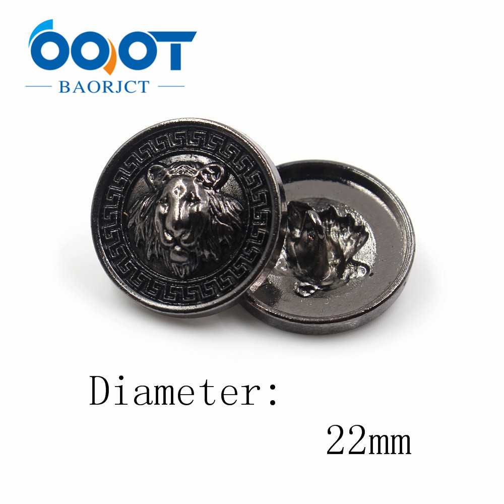 gun 22mm 10pcs/lots Metal Blazer Button Set Uniform Jacket Eagle Badge Sport Coat For Blazer Suits