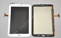 NEW Touch Screen LCD Display Assembly For Samsung Galaxy Note 8 N5100 White Color