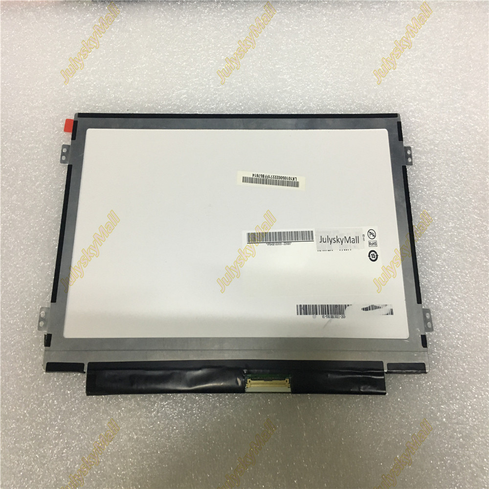 10.1'' Laptop replacement lcd LED screen for JUS140RWO2 V.0 new 13 3inch led screen replacement for acer 3810t tm8371g 3820zg b133xw01 v 2 b133xw01 v 3 lp133wh2 tla4 lt133ee09300