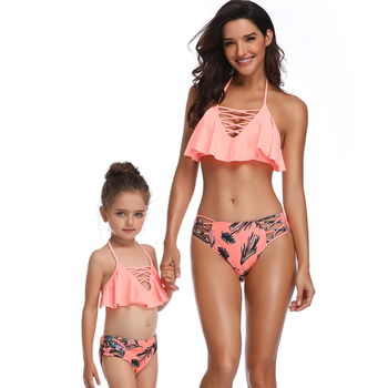 2019 Mother Daughter Bikini
