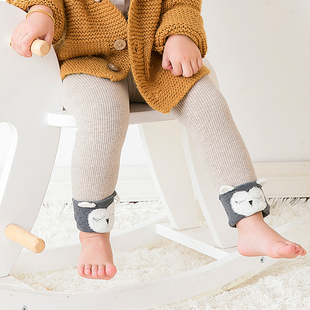 Baby Warm Winter Leggings with Fleece Velvet