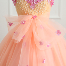 Quinceanera Dresses Hot Sales Sweet Flowers Butterfly Ball Gown Lace Elegant Gorgeous Chic Prom Dress Quinceanera Growns