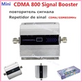 Mini 55dB LCD Display 2G 3G UMTS GSM CDMA 850MHz Wireless Celular Phone Signal Booster Repeater GSM Amplifier + Power Adapter