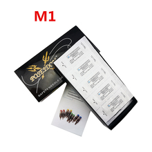 Hot Sale 20pcs M1 Disposable Premium Makeup Tattoo Cartridge Needle RL/RM/M1/RS Tattoo Gun Supplies Shader Magnum Free Shipping banana pi m1 bpi m1 open source development board in stock free shipping