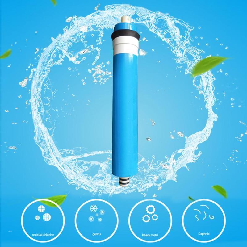 1 Stück Membran Wasser Filter Purifier Hid Tfc Gpd Ho Ro Membran Wasser Filter Purifier Behandlung Umkehrosmose System Küche Zu Auswahlmaterialien