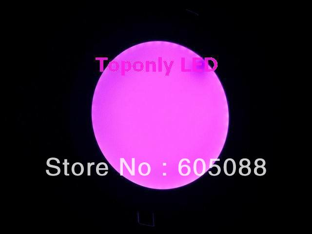 2016 hot selling 8 12w round rgb led flat panel light+multicolor rf remote controller+led power adapter 28pcs/lot wholesale dmx512 digital display 24ch dmx address controller dc5v 24v each ch max 3a 8 groups rgb controller