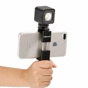 Image 4 - Ulanzi L1 مصباح فيديو ليد مضاد للماء على الكاميرا مصباح إضاءة خافت للضوء لطائرة DJI Yuneec طائرة بدون طيار DJI osor Pocket DSLRs Gopro