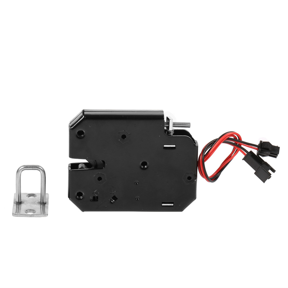 New lock dc electric control lock 12v 2a door lock for 12v door latch