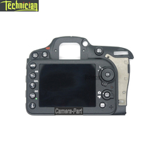 где купить D7100 Rear Back Cover With LCD Screen and Key Button  Flex Cable Camera Repair Parts For Nikon по лучшей цене