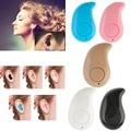 Mini auricular bluetooth estéreo de música inalámbrico bluetooth en la oreja los auriculares auriculares auricular universal para iphone teléfonos android
