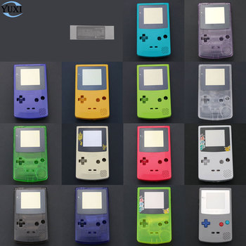 YuXi Limited Edition Housing Shell cover for Nintendo For GameBoy Color GBC Console Case Pack lancome big color lash top coat limited edition