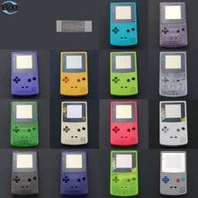 YuXi sınırlı sayıda konut kabuk kapak için Nintendo GameBoy renk GBC konsolu kılıf paketi