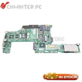 NOKOTION FRU 63Y1878 48.4CU02.051 for lenovo thinkpad T510 laptop motherboard QM57 GPU DDR3 FREE CPU