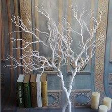 Новое поступление, свадебные реквизиты, украшения, Белый коралл, ветви деревьев, орнамент, свадебный центральный элемент, сделай сам, дорожные поводки, 10 шт./лот
