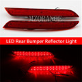 LED Rear Bumper Reflector Light Modified Car Tail Brake Light For BMW 5 Series E60 Car-styling Warning Light
