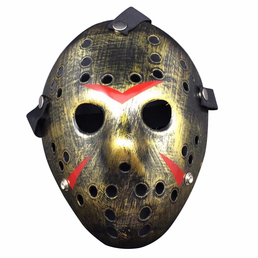 Mask Popular Jason vs Friday The 13th Horror Hockey Cosplay Costume Halloween Killer Mask