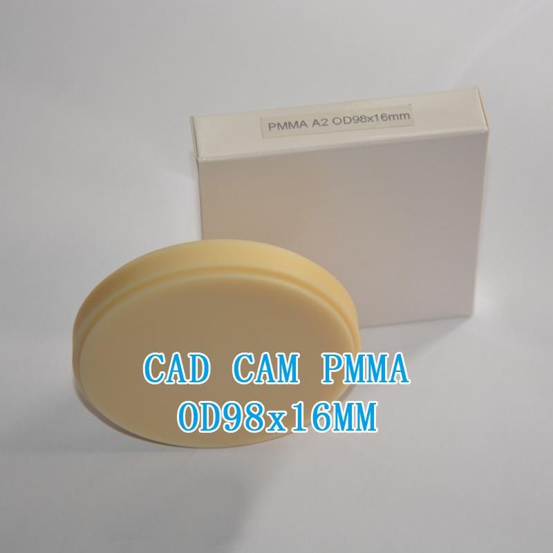 7 pçs lote 98*10mm disco moagem CAD