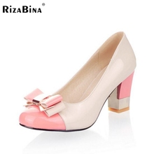 free shipping high heel shoes women sexy dress footwear fashion pumps P11129 EUR size 34-43