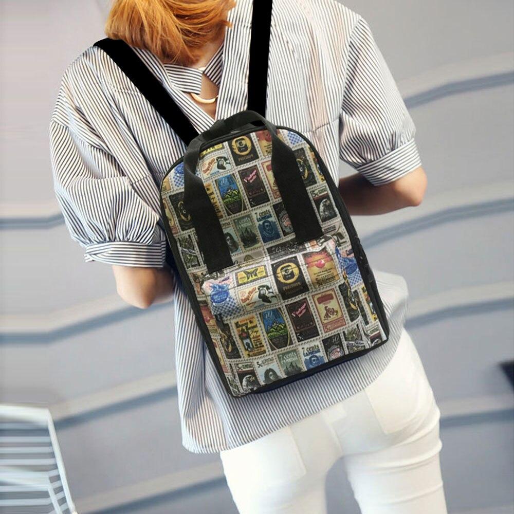 Back, And, Korean, Backpack, Teenagers, Girls