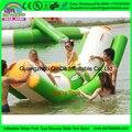 3 m * 1.2 m piscina Flutuante Brinquedos Gangorra de Água inflável, jogos de água de água gangorra brinquedos flutuantes para crianças