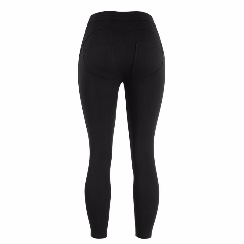 women push up hip leggings pants pants -5
