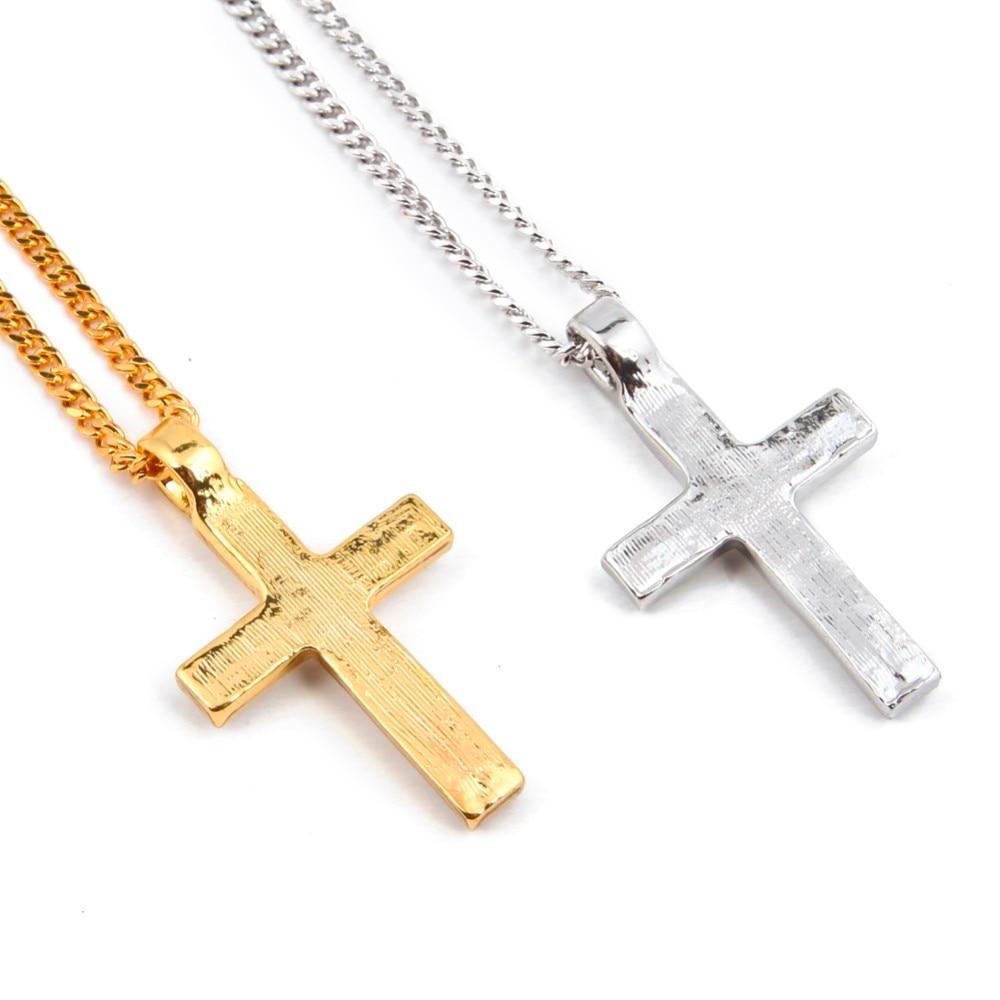 cruz colares pingentes conjunto completo strass moda