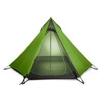 FLAME'S CREED Сверхлегкий Открытый Кемпинг вигвама 15D Silnylon Пирамида палатка 2 3 человек большой UL снаряжение палатка альпинизмом походные палатки