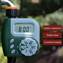 Automatic ABS Waterproof Garden Watering Timer Electronic Digital Water Timer Home Garden Irrigation Controller System Tools