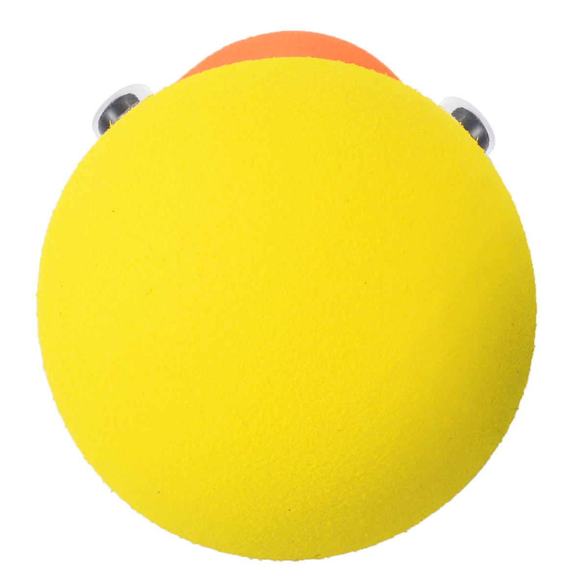 New Arrival 1 PC Cute Yellow Duck Car Antenna Pen Topper Aerial Ball Decoration Gift Toy 2019 Hot New