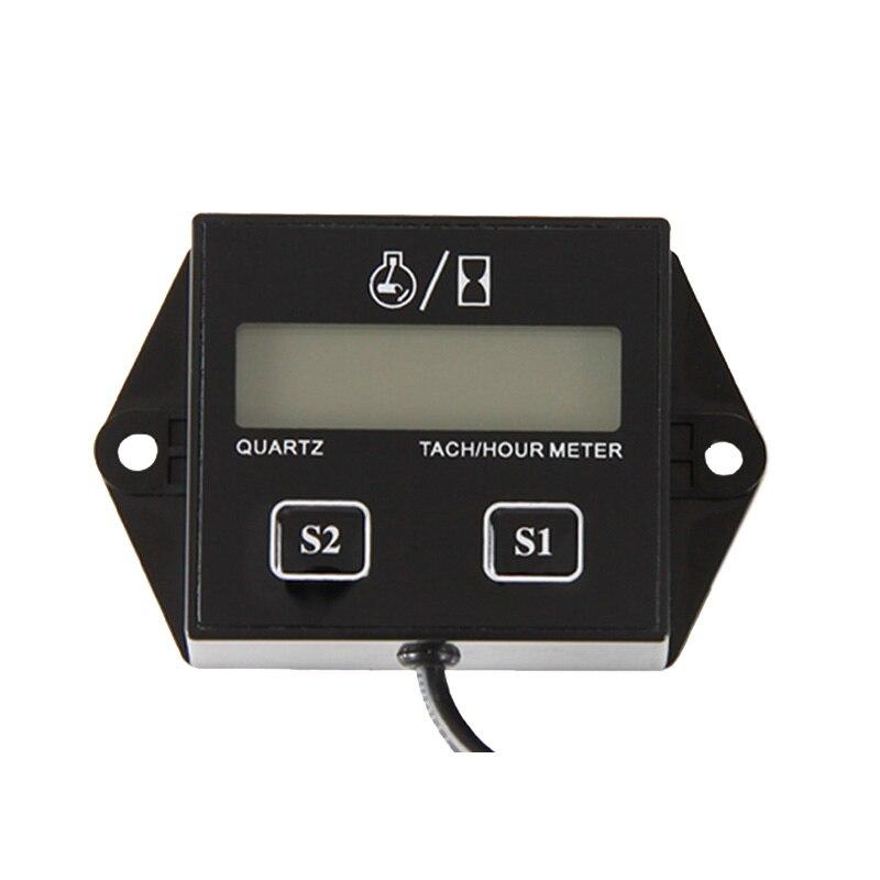 Digital 250 Raptor Cronómetro RPM Tacómetro YFM Wr Wrf Dirt Bik - Accesorios y repuestos para motocicletas - foto 5