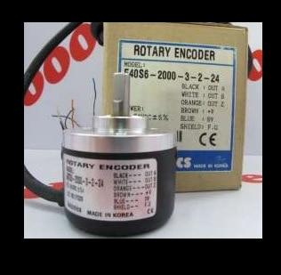 Rotary encoder E40S6-2000-3-T-24  E40S6-200-3-N-5  E40S6-200-3-T-24 E40S6-200-3-N-24 nib rotary encoder e6b2 cwz6c 5 24vdc 800p r