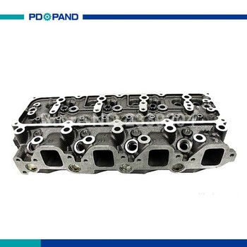 Odlewania żelaza Auto część silnika QD32 głowica cylindra do silnika 11041-6T700 11041-6TT00 dla Nissan Frontier 3.2D 8V 1997-
