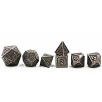Dungeons Dragons 7pcs Set Creative RPG Dice D D Metal Dice DND Game Dice Different Color