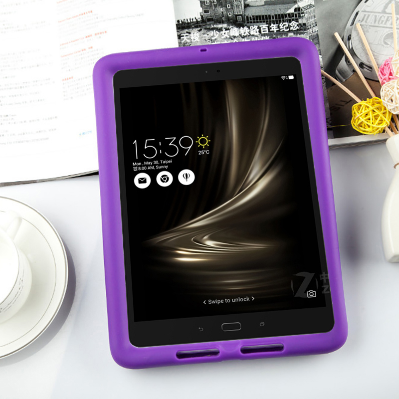 Custom Factory Silicone Phone Cover,Rugged Shockproof FDA Silicone Tablet Cases 9.7inch For Asus ZenPad 3S 10 Z500M Tablet PC fernaz mohd sadiq behlim m n kuttappa and u s krishna nayak maxillary protraction in class iii cases