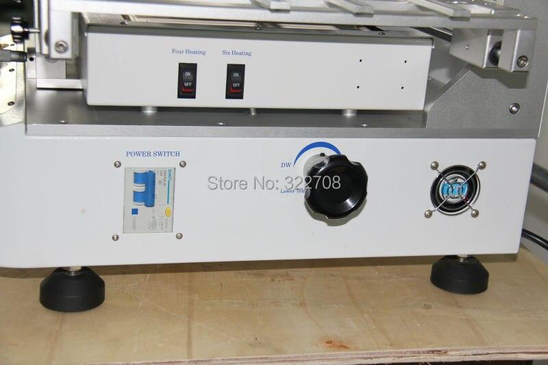 Envío gratis HT-G730 alineación óptica automática estación de - Equipos de soldadura - foto 4